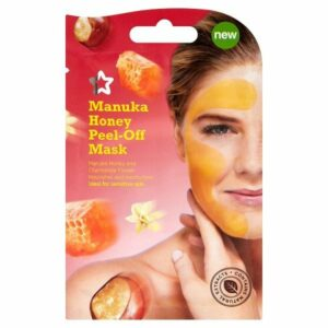 Manuka honey peel off mask