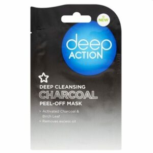 Deep action charcoal peel off
