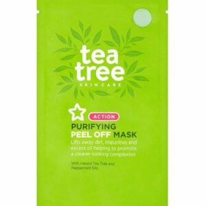 Tea tree purifying peel off mask