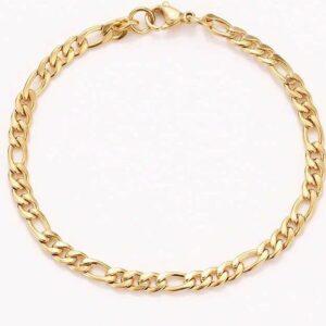Mens Link Bracelet