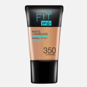 Maybelline Fit Me: Caramel