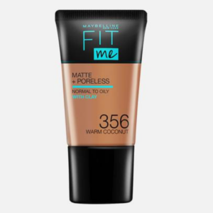 Maybelline Fit Me: Warm Coconut